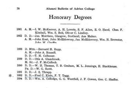 図2 クラインに授与された名誉神学博士号.JPG