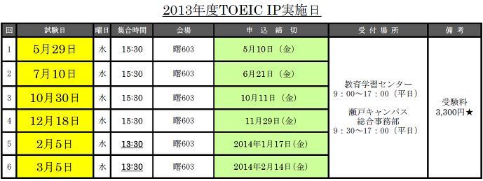 2013TOEIC実施予定.JPG