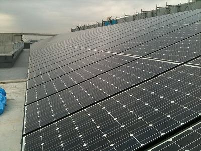 RF太陽光発電設備パネル設置状況091127.jpg